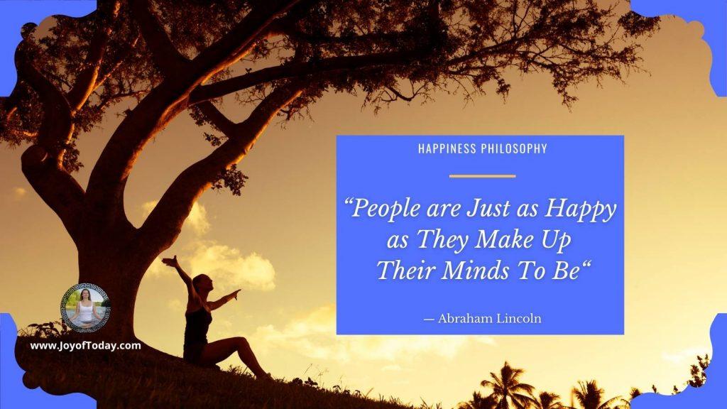 happiness philosophy