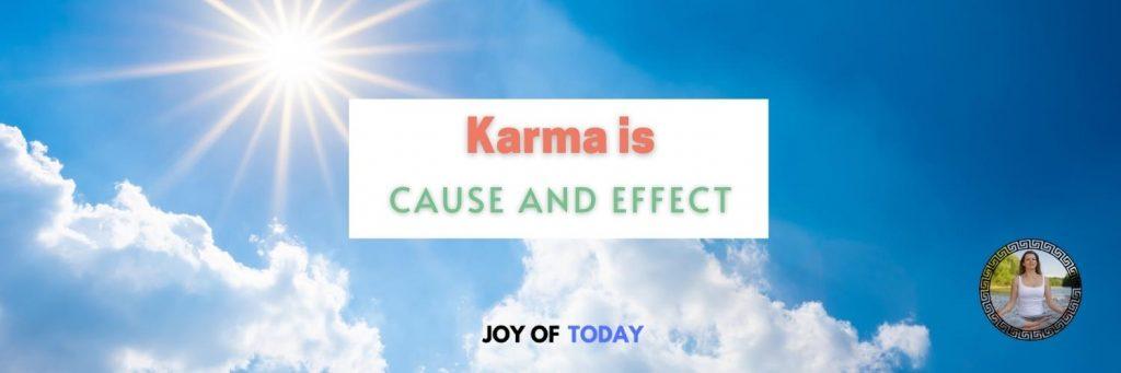 Karma Definition