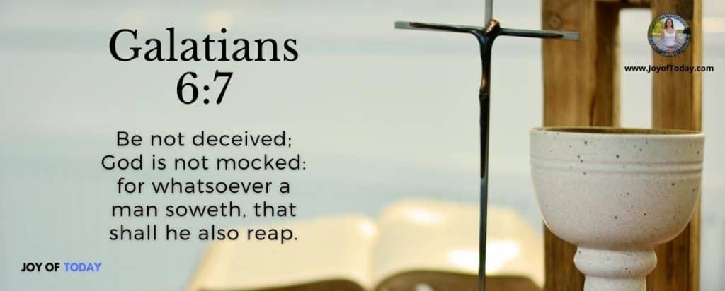 Karma and Christianity
