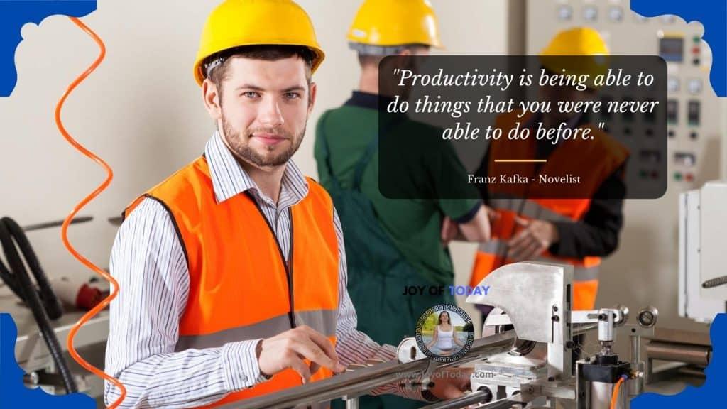 Productivity Technology