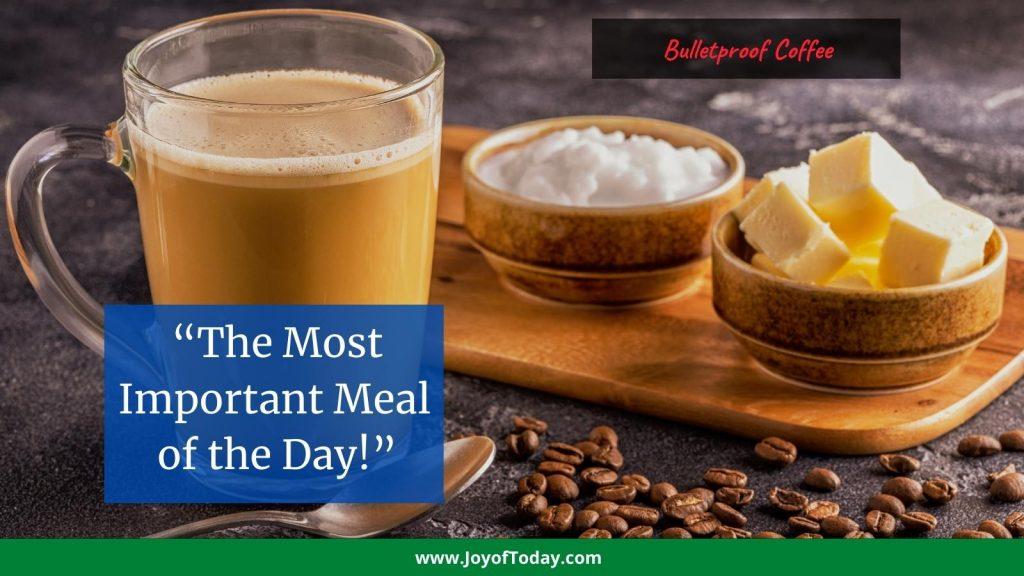 What is Bulletproof Coffee