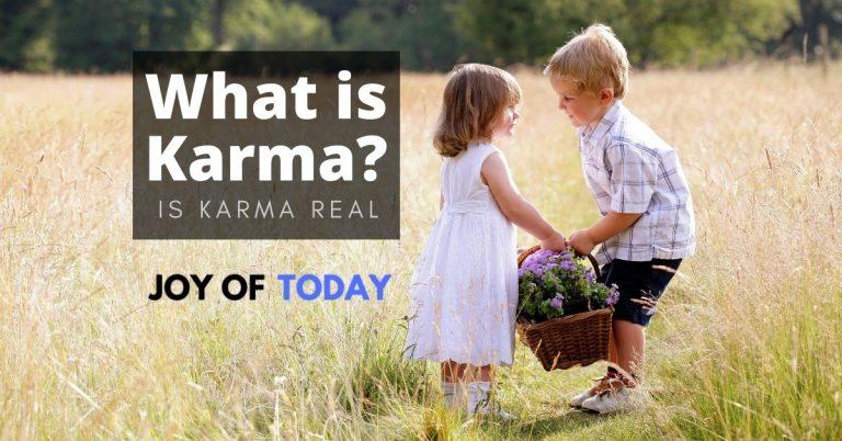What Is Karma? [is karma real]