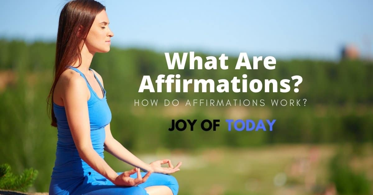 What Are Affirmations