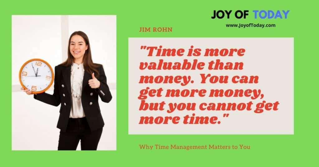 How Can I Improve My Time Management Skills
